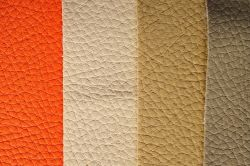 Automobile leather