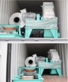 2014.07 Hammer Mill Set Send To USA