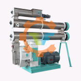 Feed pellet machine(pelletizing process)