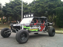 2 seater sand dune buggy with 3000cc Toyota engine