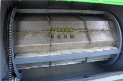 MOOGE MACHINERY in WORKSHOP