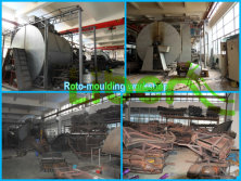 Plastic Roto-Moulding Workshop