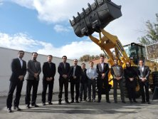 Lovol obtained the order of 86 sets of engineering machinery in iran