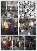 Wenzhou Qili Forging workshop
