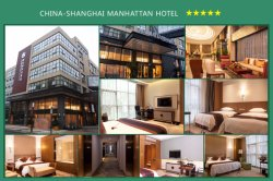 China-Shanghai-Manhattan-Hotel
