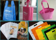non woven bag samples