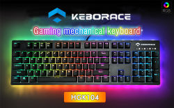 NEW Product:Game Keyboard--HGK104