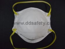Cup-shaped dust mask-DFM101