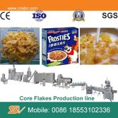 Industrial commercial Kolloggs crispy sweet corn flakes machine