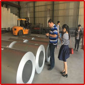 Steel Coil customer