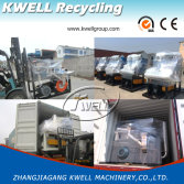 MF series plastic pulverizer mill shipping