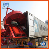 50000t/y disk granulator fertilizer plant line to Nepal