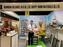 Panama building show customer cooperation photo