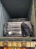 Machine loading to abroad