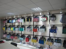 Underwear Sample Room