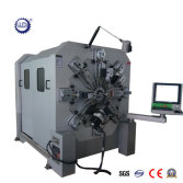Mult-axis wire forming machine
