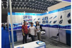 CUSTOMER VISIT OUR BOOTH