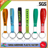 Fashion Promotion Gift Silicone Keychains