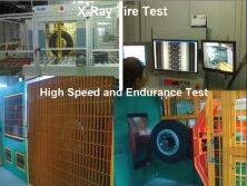 X RAY TIRE TEST