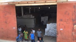 warehouse in ghana