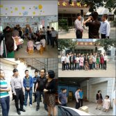 Warm greet to Xingtai Children′s Welfare Institution