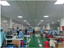 disposable face mask production line