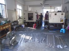 Matierial Cutting room