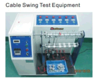 Cable Swing Test Equipment