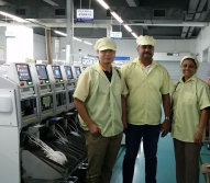 Customer factory visit