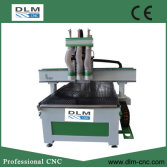 3 spindles CNC Woodworking Machine