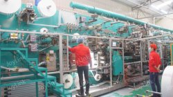 Manufacturing facility of Baby Diapers