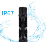 IP67 MC4 connector