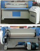 Automatic feeding by roller CNC die cutting machine