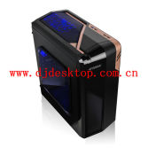 17 inch DJ-C009 desktop computer with Intel XEON core dul Seriels