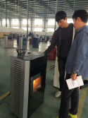 Korea Customer visits our factory