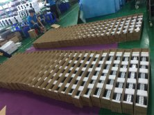 packing of led light bar