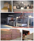 Melamine MDF Production