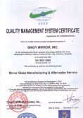 Certificate Verification ISO9001:2008