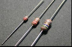 Electronic Elements Metal Film Oxide Resistor