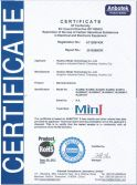 RoHS Certificate for Handheld Wired Barcode Scanner