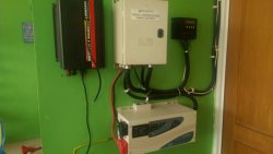 PS3000 Inverter use for Indonesian Remote Countryside
