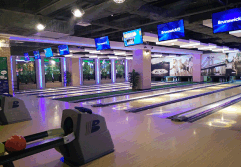 bowling turnkey project