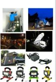 Application of the Portable LED Flood light 5-50W