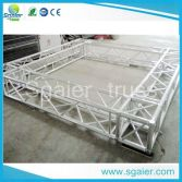 400*400mm F44 global truss for United States client for trade show truss