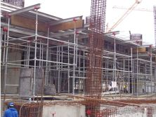 Ringlock System Scaffolding Projects