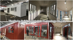 40ft standard size shipping container house