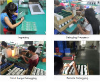 Remote Control Product Quality Checking