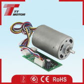 42mm 12V electric DC brushless motor for medical equipment