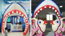 Cheer Amusement Fibreglass Product