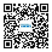 The wechat platform of Prodrill